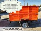 Днепр-230 Легковой прицеп новый от завода