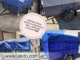 Автомобильный прицеп Легковой прицеп Днепр-21