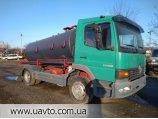 Mercedes-Benz Atego 1328  Бочка – JOSKIN (2009р.в.) - 6м3