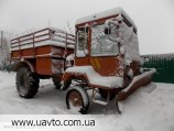 ХТЗ Трактор ТАС-25 Автотрак