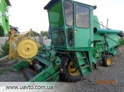 Комбайн Вольво 830