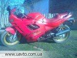 Мотоцикл suzuki gsx600f