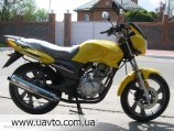 Мотоцикл Yamaha -Jianshe 150 пума