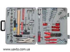 Набор инструментов INTERTOOL  ET-5126 126 шт.