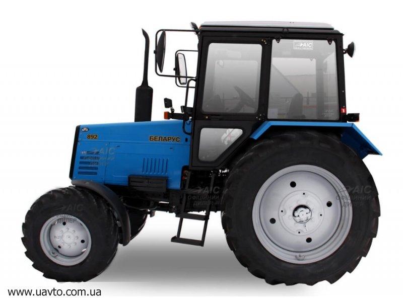Трактор МТЗ Беларус 892