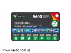 GPS навигатор Navitel  A600