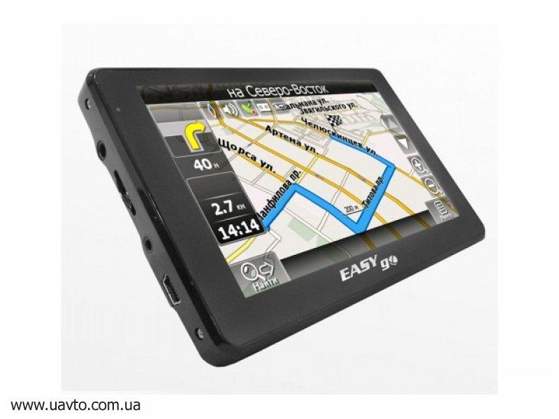GPS навигатор  EasyGo 505