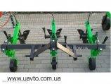 Культиватор окучник 3-х рядный (Польша, Bomet)