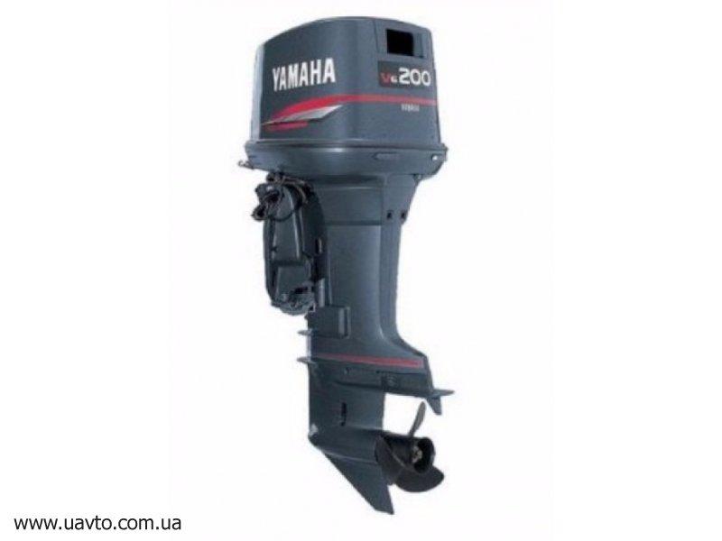 устройство лодочного мотора ямаха 2 л с