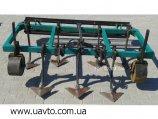 Культиватор  сплошной обработки 1,6 (2.1) м с рабочими лапами и катком (Укра