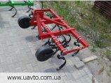 Культиватор  сплошной обработки 1,5 м навесной пружинный