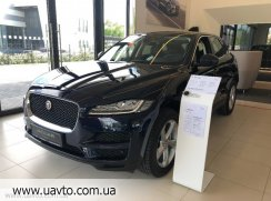 Jaguar F-Pace 2.0D AWD Auto