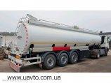 Sahin Tanker 3FT бензовоз 2016