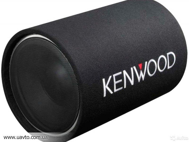 Пассивный сабвуфер KENWOOD  KFC-W1200T (1200 Вт) 12