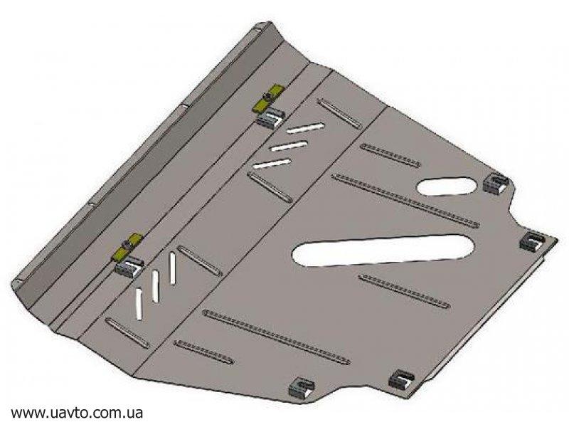 Защита двигателя Кольчуга  Toyota RAV 4 III LWB 2005-2012 (1.0608.00)
