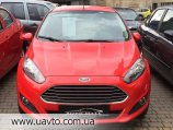 Ford Fiesta 1.6 АT Trend+
