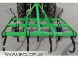 Культиватор  пружинный сплошной обработки 1,5 м навесной (Польша)