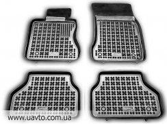 Комплект ковриков автомобильных Rezaw-Plast  200703 чёрные (4 шт.)