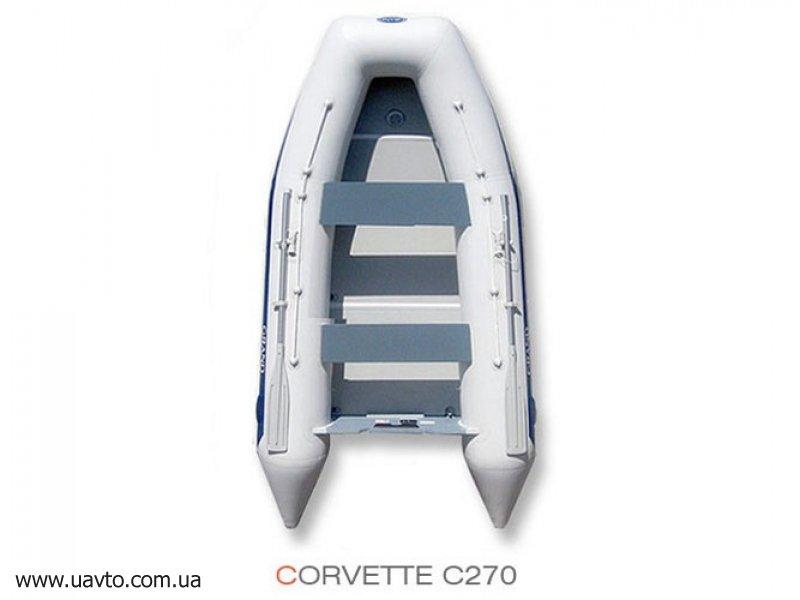 Надувная лодка Grand Corvette C270