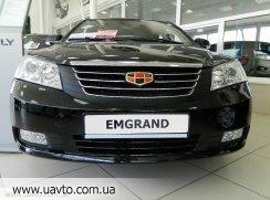 Geely Emgrand EC7