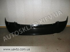 Бампер ВАЗ 1118 передний голый Кампласт (с решеткой)