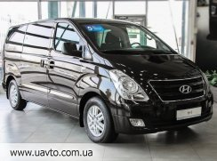 Hyundai H-1 2.5 WGT 6MT