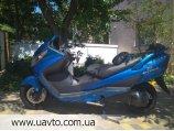 Скутер  Suzuki  Skywave