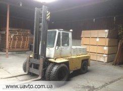 Погрузчик Львовский ЛА 40814