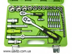 "Набор инструментов Alloid  НГ-4055П (12 , 14"") 55 шт."