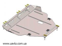 Защита двигателя Кольчуга  Ford Connect 2014- (2.0476.00)