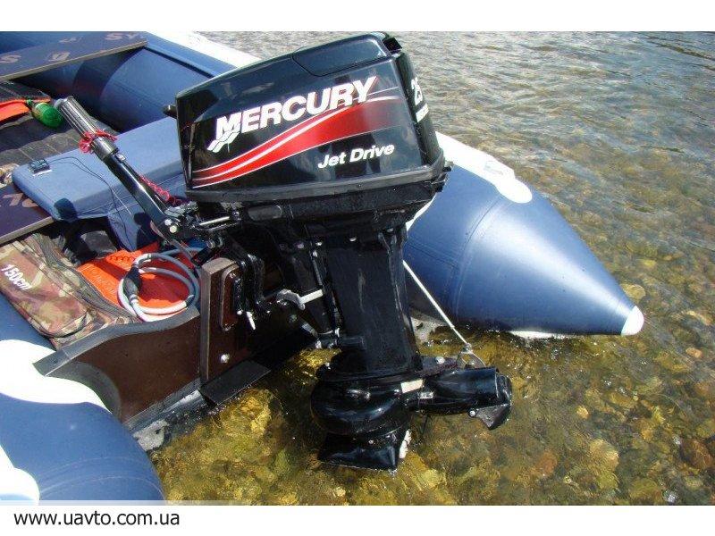продам лодку mercury