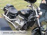 Мотоцикл Honda Magna 750 Чоппер.