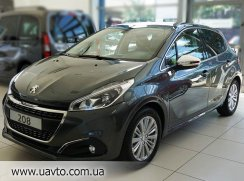 Peugeot 208 Allure 1.2 РКПП