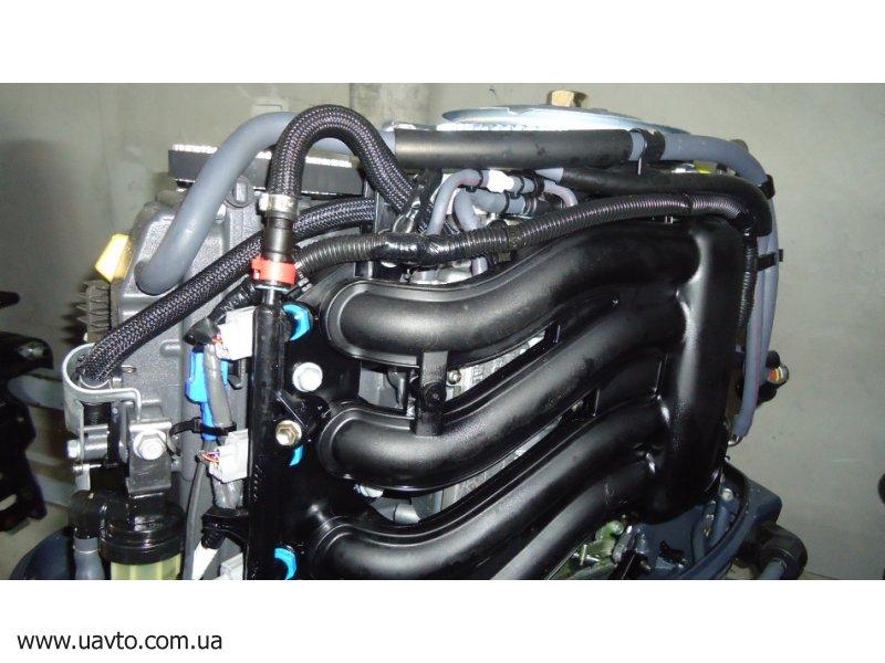 инжекторный мотор лодочный мотор