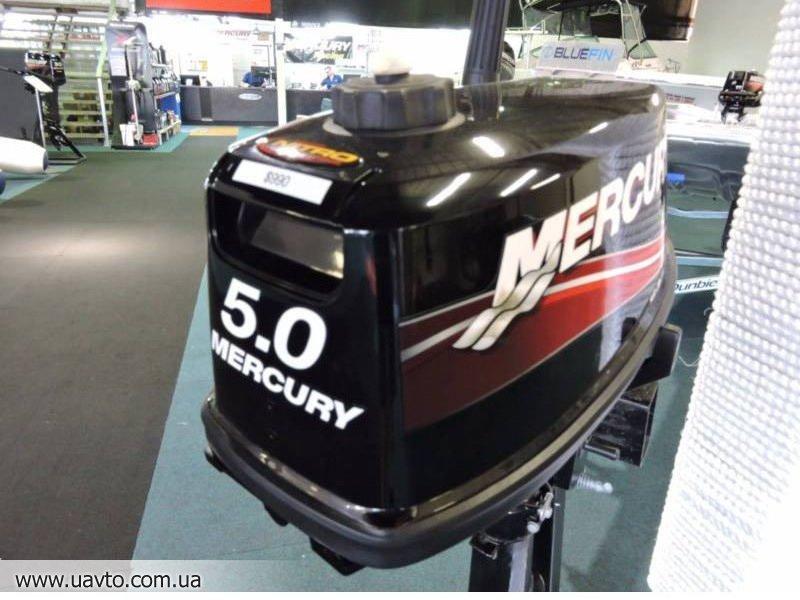 mercury 5 л.с. лодочные моторы