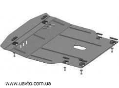 Защита двигателя Кольчуга  Chevrolet Lacetti (Nubira) 2002- (2.0495.00)