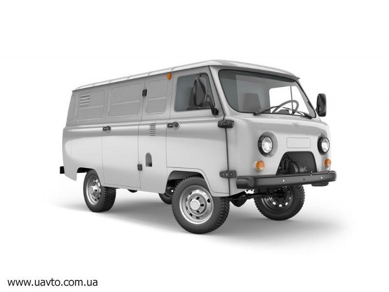 УАЗ Фургон 374195-520