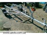 Прицеп Палыч ПГМФ 8904 Цинк 4,3м. (для перевозки лодки)