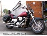 Мотоцикл Kawasaki Vulcan 1500 classic D1