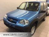 Chevrolet Niva (LC)
