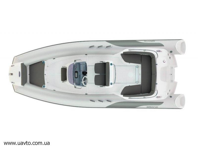 Надувная лодка Grand Golden Line G650