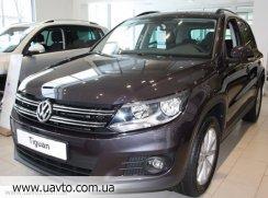 Volkswagen Tiguan Track&Field