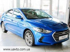 Hyundai Elantra 1.6 Premium AT