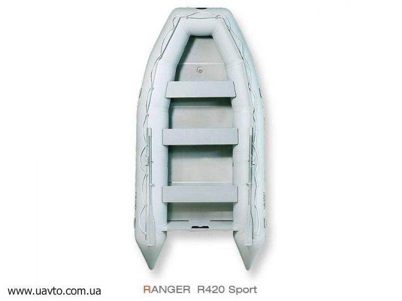 Надувная лодка Grand Ranger R420