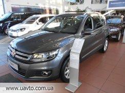 Volkswagen Tiguan Sport&Style