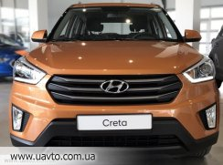 Hyundai Creta 1.6 Comfort AT