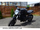 Мотоцикл Ducati Monster 821