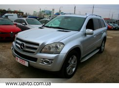 Mercedes-Benz GL 500
