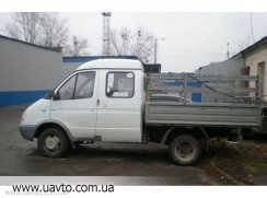 ГАЗ 330232