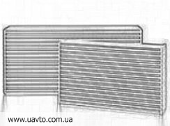 Сердцевина радиатора TITANX